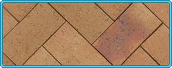 Lasseter Gold Pavers