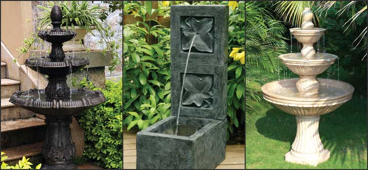 Bon Order Fountains And Water Features ...