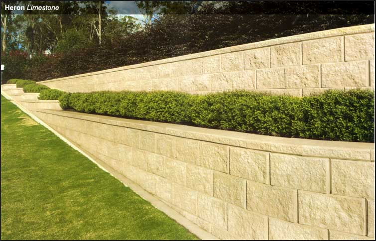Nice Decorative Retaining Wall Pictures - Wall Art Design ...