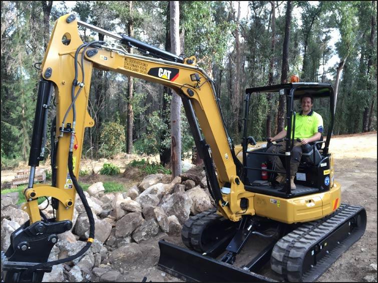 Excavator 5 Tonne