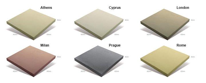 EuroClassic Pavaer Colours