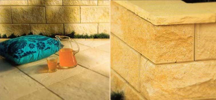 GrandStone Retaining Wall