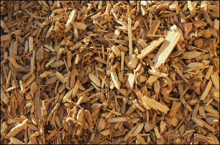 FOrest Fines Mulch