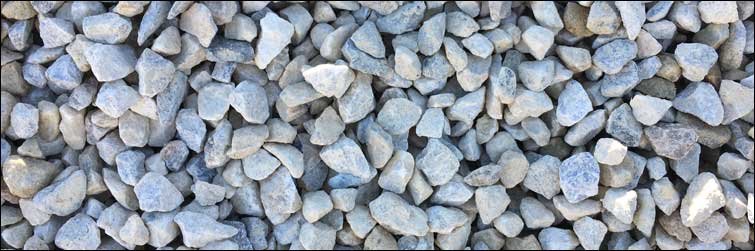 Snowflake Decorative Gravel 20mm