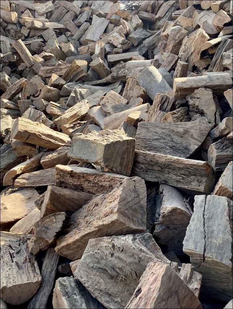 Western Vintage Box Firewood