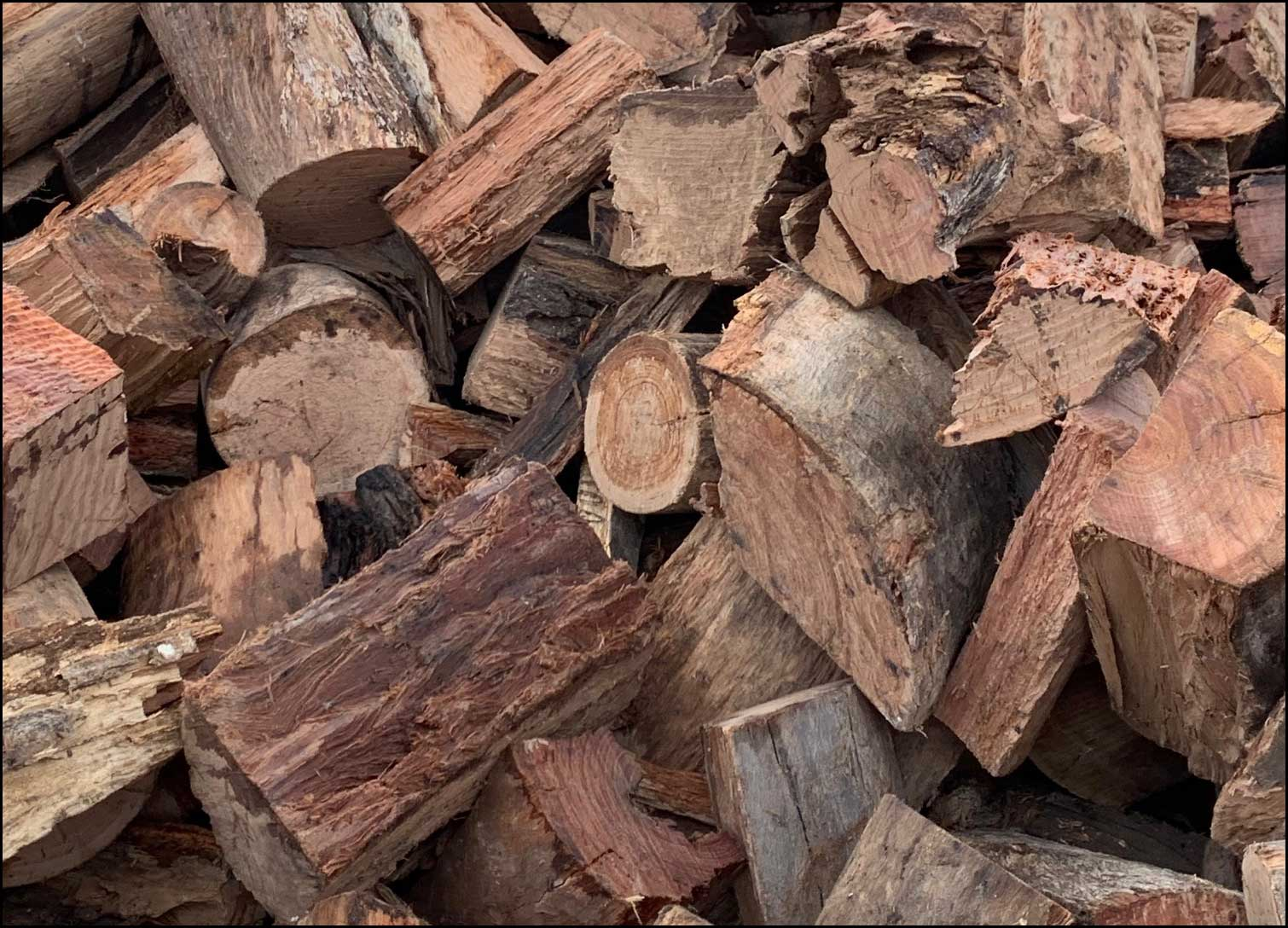 Firewood Western Vintage Box
