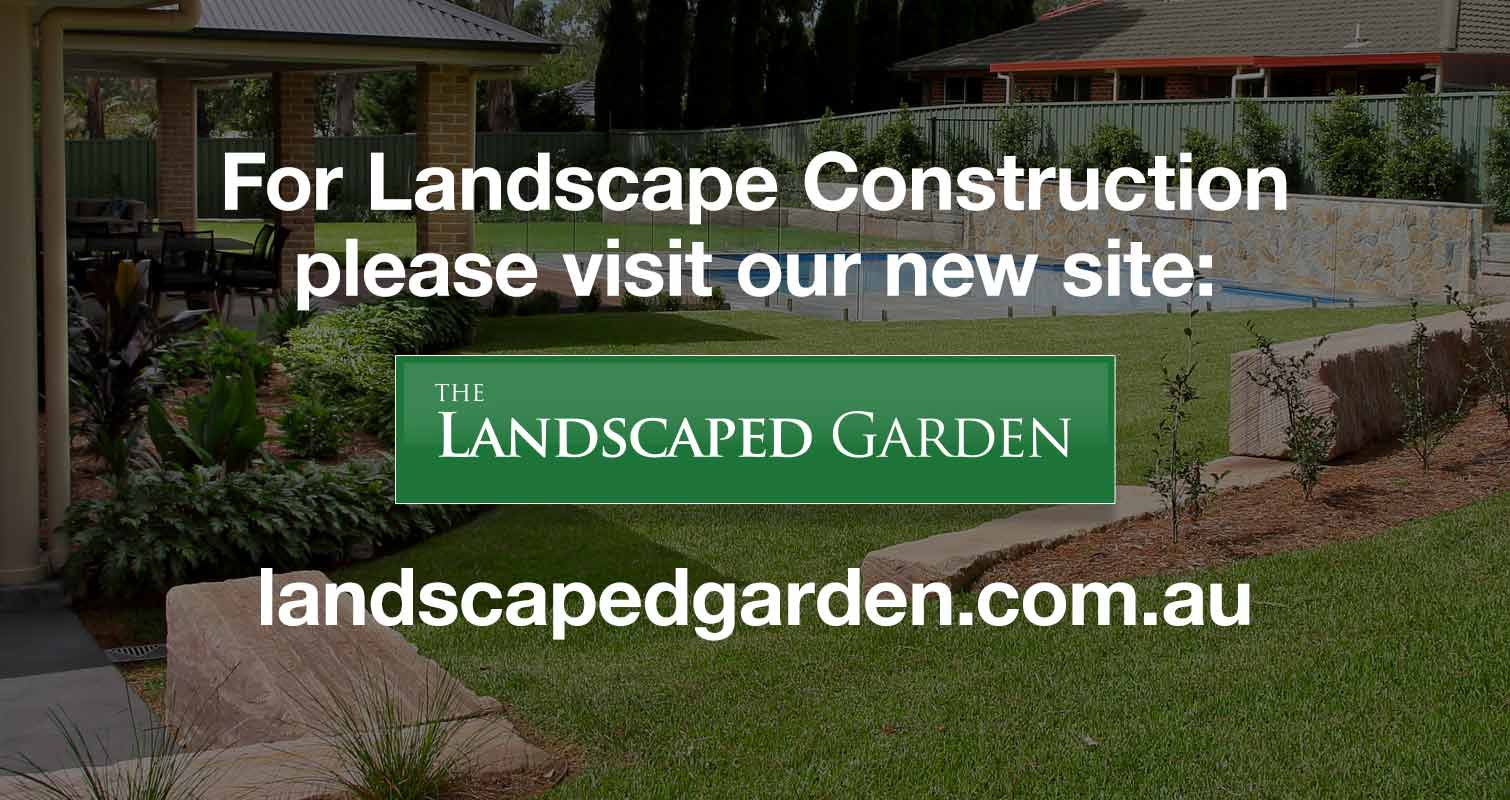 Landscape Construction Landscaped Garden