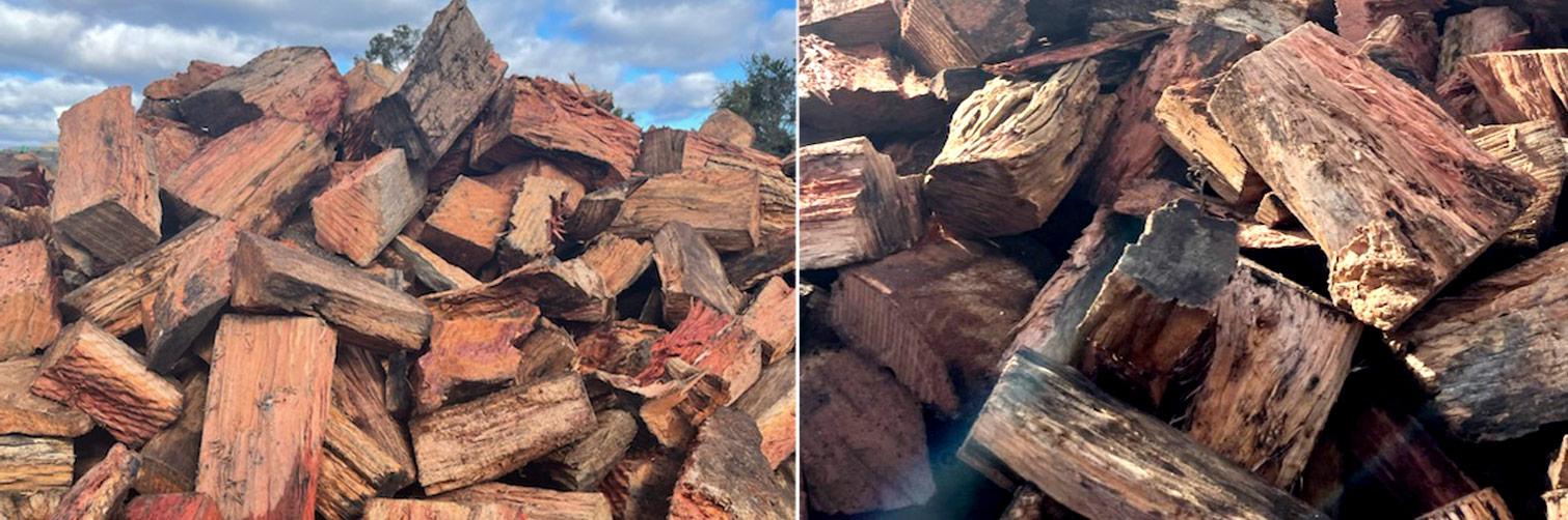 Firewood Ironbark Mix